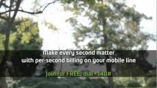 Etisalat 2013 New Wasel Promotion - Pay Per Second