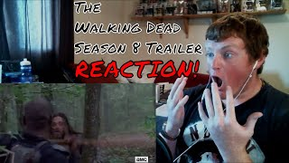 The Walking Dead Season 8  Comic Con Trailer Reaction The Walking Dead Season 8  Comic Con Trailer Review The Walking Dead Season 8  Trailer Reaction The Walking Dead Season 8  SDCC All Out War Trailer ReactionI have mixed feelings about this trailer now that I've gone back and watched it a few times. There is a lot of comic stuff happening, and also, a lot that is new which i am looking forward to.Let me know your thoughts down below and if you want to see a full in depth review and analysis of the trailer! ALL OUT WAR IS HERE BABY LETS GO! THE HYPE IS REAL :DThe Walking Dead Season 8 Official Comic-Con Trailerhttps://www.youtube.com/watch?v=3l82kiUvnKM►Social MediaTwitter: https://twitter.com/GroupOfGamersPatreon: https://www.patreon.com/GroupOfGamersInc194Instagram: https://www.instagram.com/horanj19/Twitch: http://www.twitch.tv/groupofgamersinc194Snapchat: gogi194Google+: https://plus.google.com/u/0/+GroupOfGamersInc194Facebook: https://www.facebook.com/GroupOfGamersInc194/