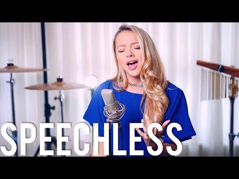 "Naomi Scott - Speechless (From ""Aladdin"") (Cover) on Spotify & Apple"