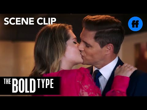 The Bold Type   Season 2 Finale: Suttard Gets Ready for Scarlet Party   Freeform