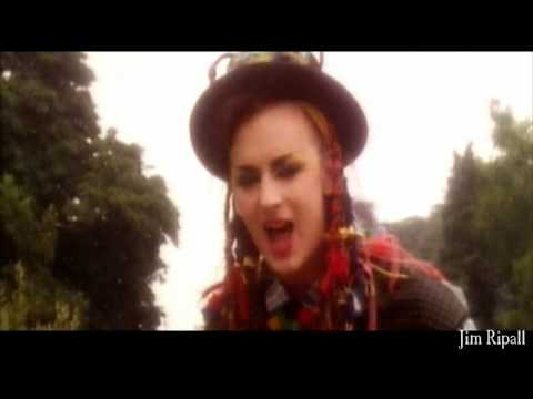 Culture Club - Karma Chameleon - HD  HI FI