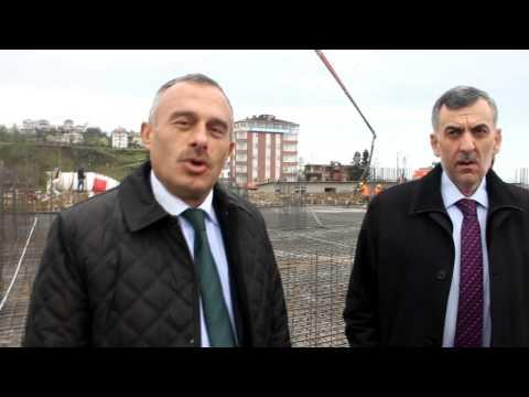 Başkan Basa, Sanayi Sitesi inşaatını inceledi