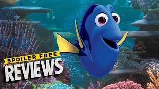 Finding Dory Spoiler Free Review by Clevver Movies