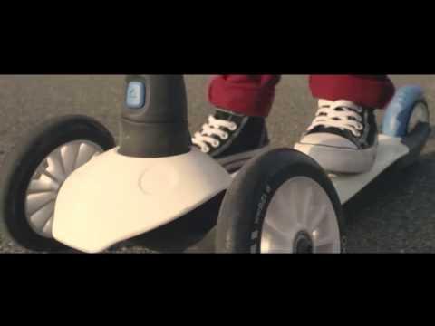 [迪卡儂] oxelo 滑行運動品牌 B1兒童滑板車-專為2歲以上兒童量身打造-PART2