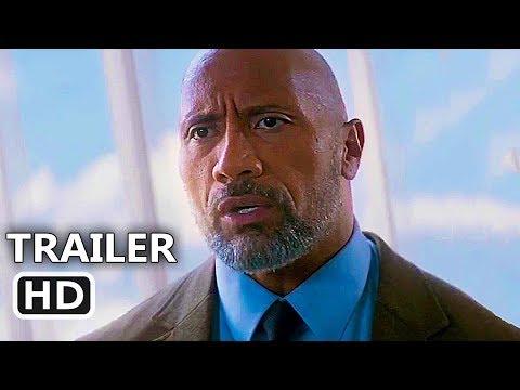 SKYSCRAPER Official Trailer TEASER (2018) Dwayne Johnson Action Tower Movie HD