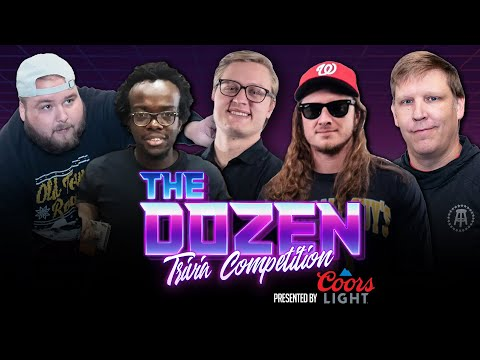 Wild Guesses Fuel Back-And-Forth Trivia Battle To Open 2021 (Ep. 071 of 'The Dozen')