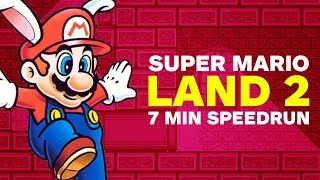 Super Mario Land 2: 6 Golden Coins Finished in 7 Minutes by IGN