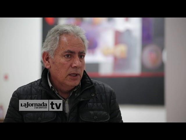 Videocolumna - Sobre Manuel Felguérez/Doctorado Honoris Causa por la UAZ/Jánea Estrada.
