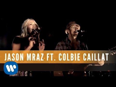 Jason Mraz feat. Colbie Caillat - Lucky (live)