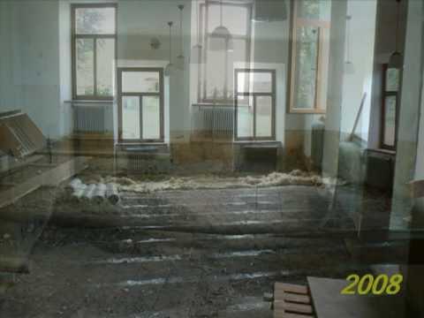 Prezentace stavebních úprav školy