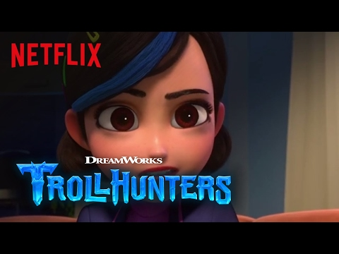Trollhunters Season 1 Promo