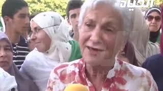 شاهد ما قالته هذه العجوز الجيجلية عن المسيرات