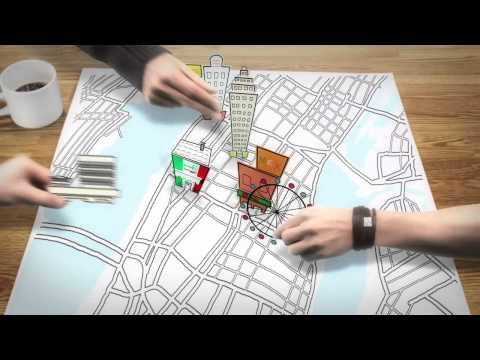 Video of City Guides and Offline Maps