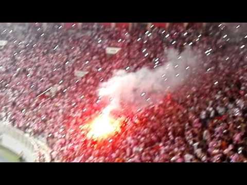 Noche Rosada - Barra Popular Juventud Rosada - Sport Boys