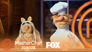 Miss Piggy and the Swedish Chef are the guest judges! Subscribe now for more MasterChef Junior clips:...