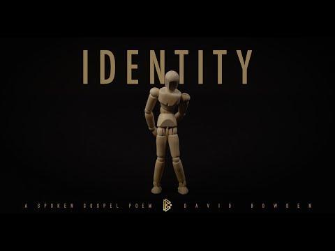 Identity - David Bowden