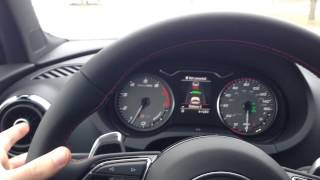 Audi Adaptive Cruise with Stop & Go Demo