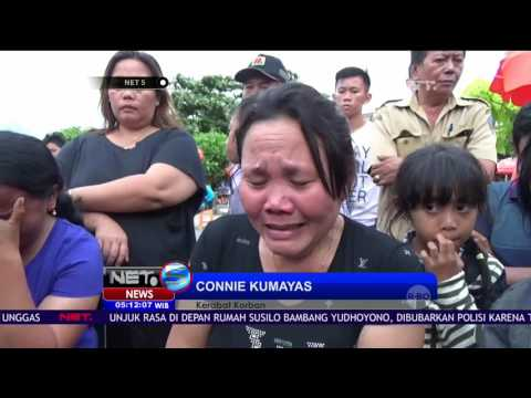 Pencarian 2 Anak Yang Hanyut Di Manado Masih Nihil - NET5