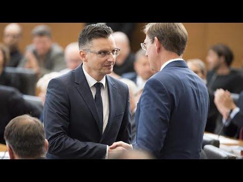 Ο Μάριαν Σάρετς νέος πρωθυπουργός τηγς Σλοβενίας