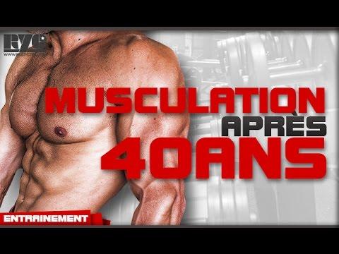 Peut-on PROGRESSER après 40 ANS en musculation