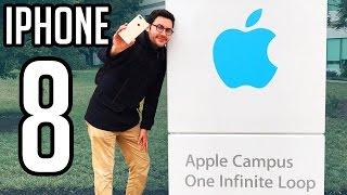 Video Je recherche l'iPhone 8 chez Apple Campus Cupertino ! MP3, 3GP, MP4, WEBM, AVI, FLV Agustus 2017