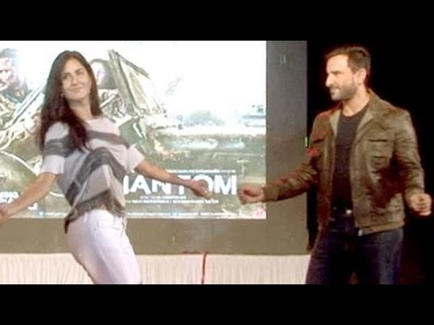 Video Katrina Kaif's Belly Dance On Afghan Jalebi Song From Phantom download in MP3, 3GP, MP4, WEBM, AVI, FLV January 2017