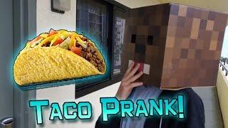 FUNNY Taco Prank: (Pranking Ryan xRPMx13)