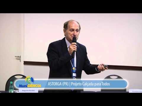 ASTORGA (PR) Projeto Calçada para Todos