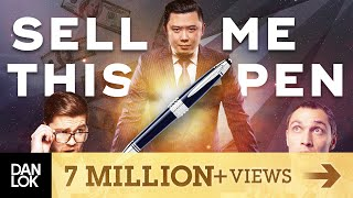 Download Video How To Sell Anything To Anyone Anytime - SELL ME THIS PEN MP3 3GP MP4