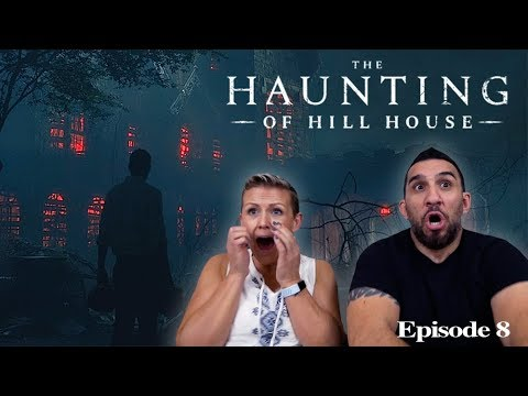 The Haunting of Hill House Episode 8 'Witness Marks' REACTION!!