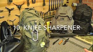 Top 10 Things You Forgot To Put In Your Bug Out Bag