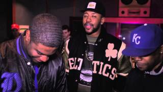 Studio Life: Big Krit and Mike Will Made It in the studio for the first time