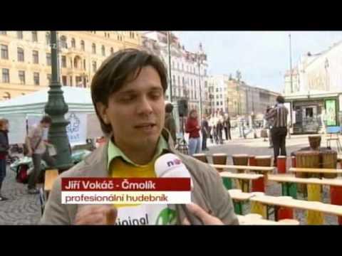 Bubnování 2009 - POSTAVME ŠKOLU V AFRICE, Nova TV