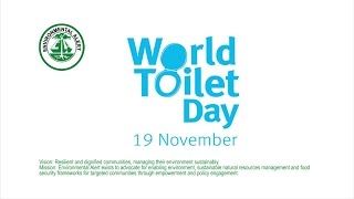 Toilet Day Commemoration
