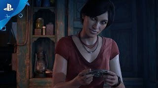 Uncharted: The Lost Legacy - Cutscene