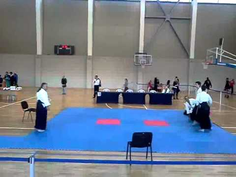 Aikido Imeon Demonstration