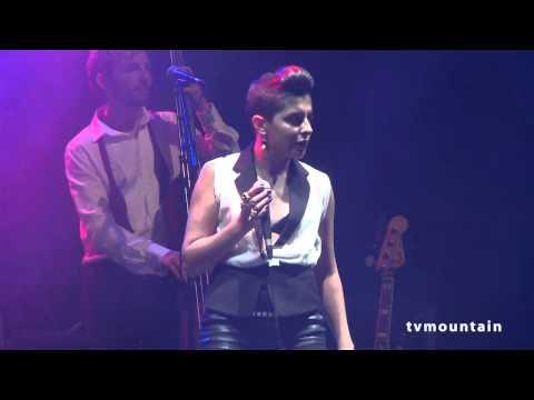 Carmen Maria Vega Les Indézikables 2012