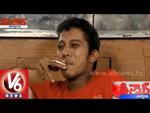 Central govt implement Rs 20000 fine for Smoking in public place  Teenmaar News