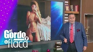 Raúl de Molina habla de la polémica foto de la hija de Myrka Dellanos