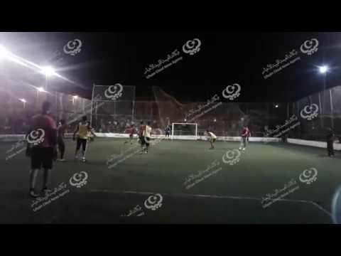 انطلاق دوري شهداء زوارة في نسخته السادسة لكرة القدم المصغرة