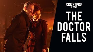 """Link to Whovian planet, the online doctor who store, great for cosplays,conventions or gifts :Whovian planet ▶ https://www.whovianplanet.comPromo code ▶ """"CRISPY15""""---Thumbnail by: https://www.youtube.com/user/WillLOVESKarenTHAT WAS THE LAST EPISODE OF SERIES 10 WHAT... that went so quickly...."""