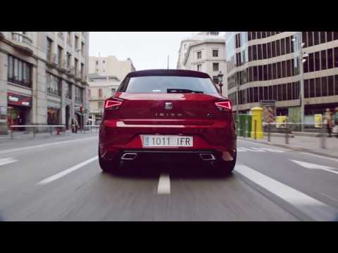 The new SEAT Ibiza. Wanna be surprised?