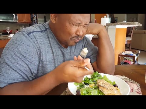 Family quotes - Health Journey Husband Eats Salad For The First Time Ever  MamaDee Family Vlogs