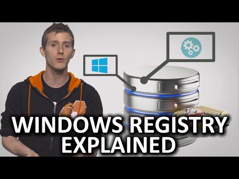 Windows Registry As Fast As Possible