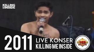 Video KONSER ~ Killing Me Inside ~ Biarlah @Live Jakarta 16 Juli 2011 MP3, 3GP, MP4, WEBM, AVI, FLV Maret 2019