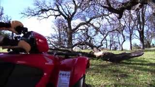 9. 2013 Honda Fourtrax Foreman 4x4 TRX500 ATV Review of Features Specs Info / Honda of Chattanooga