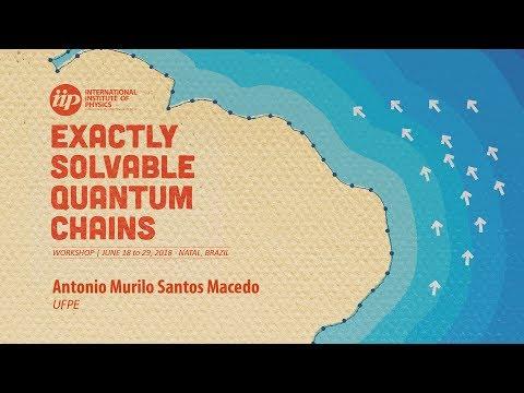 Heat transport in a superconducting quantum chain: An exact solution - Antonio M.S. Macedo