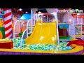 Download Lagu mainan Anak Indoor Playground Mandi Bola Perosotan Anak di Taman Bermain Anak Fun for Family & Kids Mp3 Free
