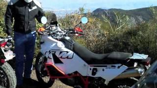 9. 2012 KTM 990 Adventure Ride