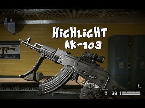 Warface Full Control na Ak 103